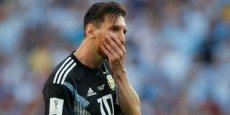 Messi baş məşqçidən tələb etdi:
