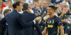 Ronaldo meydanda göz yaşı tökdü - FOTOLAR