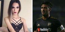Məşhur futbolçu transseksual modelə mesaj yazdı, ara qarışdı - FOTOLAR
