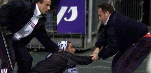 Futbol matçında iğtişaş: 42 nəfər həbs olundu - VİDEO