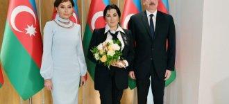 Prezident federasiya rəhbərini ordenlə təltif etdi - FOTOLAR