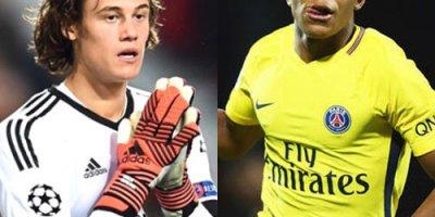 İki futbolçu Çempionlar Liqasının tarixinə düşdü