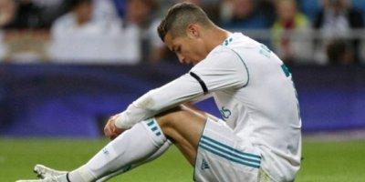 Ronaldo karyerasının şokunu yaşayır