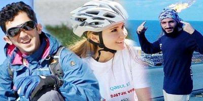 İtkin alpinistlər üçün sosial aksiya başladı (FOTOLAR)