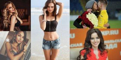 Rusiya futbolunun ən gözəl 7 qadını - FOTOLAR