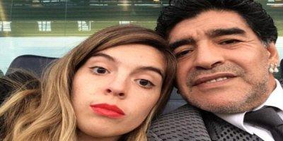 Maradona qızının ad gününə getmədi