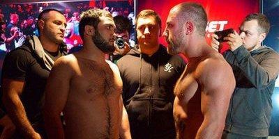 Azərbaycanlı MMA döyüşündə rusiyalıya qalib gəldi - VİDEO