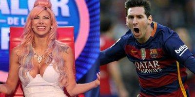 Məşhur modeldən Messi etirafı: