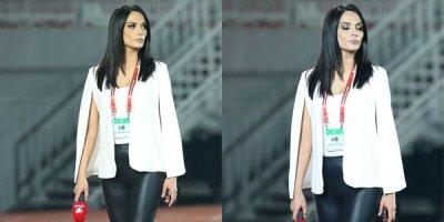 Albaniya - Türkiyə oyunu yaddan çıxdı, hamı ona baxdı - FOTOLAR