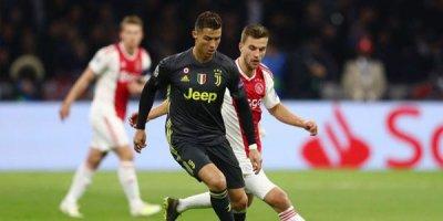 Ronaldonun qolu yetmədi - VİDEO
