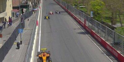 """""""Formula-2"""": Nikolas Latifi son yarışın qalibi olub"""