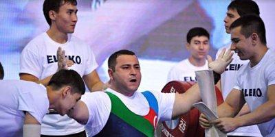 Paralimpiyaçılarımız Dünya Kubokunda ikinci qızıl medal qazandı