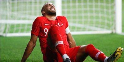 Türkiyə millisində ağır itki