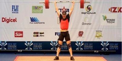 Atletimiz dünya birinciliyində 7-ci oldu