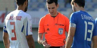 Rauf Cabbarov Avroliqa oyununa təyinat aldı