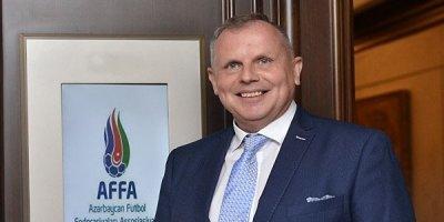 Fritz Ştuxlik Avropa Liqasının iki oyununa təyinat alıb