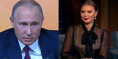 Putindən uşağı olduğu deyilən Alina Kabayeva danışdı