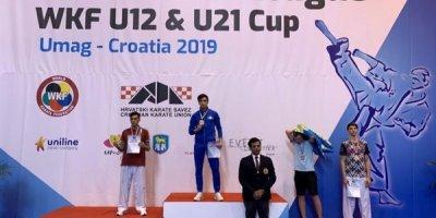 Azərbaycan idmançıları Xorvatiyada daha 2 medal qazanıblar