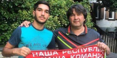 Rusiya klubu daha bir azərbaycanlı futbolçu transfer etdi