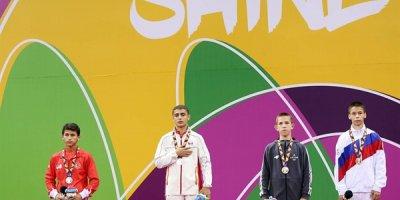 Azərbaycan XV Avropa Gənclər Yay Olimpiya Festivalında çıxışını başa vurub