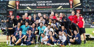 Fransa Super Kubokunun qalibi müəyyənləşdi - VİDEO