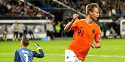 Almaniya - Hollandiya oyununda 6 qol - VİDEO