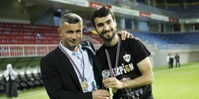 """""""Trabzonspor""""dan Mahir Emreli ilə bağlı açıqlama"""
