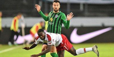 Rüfət Dadaşov oynadı, komandası bir xal qazandı