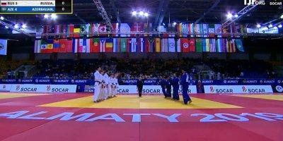 Azərbaycan millisi ilk dəfə dünya çempionatının finalına yüksəldi