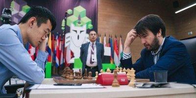 Dünya Kuboku: Teymur Rəcəbov üçüncü final görüşündə qələbə qazandı