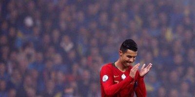 Kriştiano Ronaldo: Futbol tarixində 6-cı...