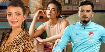 Nişanlı futbolçu modelə mesaj yazdı, biabır oldu - FOTO