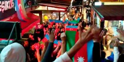 Türkiyəli fanatlardan
