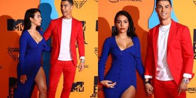 Hər kəs Ronaldonun sevgilisindən danışır - FOTOLAR