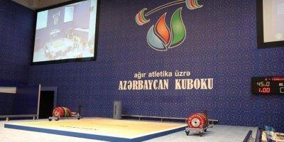 Ağır atletika üzrə Azərbaycan Kuboku keçiriləcək