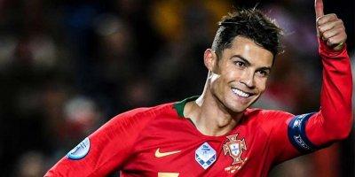 Ronaldo het-trik etdi - VİDEO