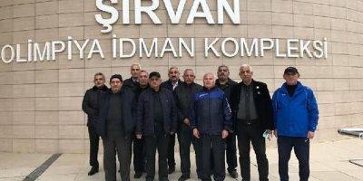 Nazim Süleymanov daha bir şəhərdə təşkilat yaratdı
