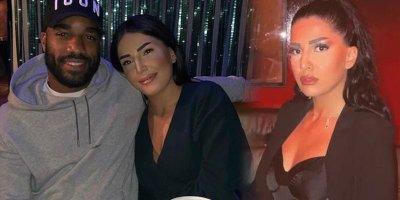 Ulduz futbolçu sevgilisini türk qızla aldatdı - FOTOLAR