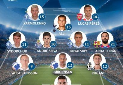 UEFA Arda Turanı seçdi