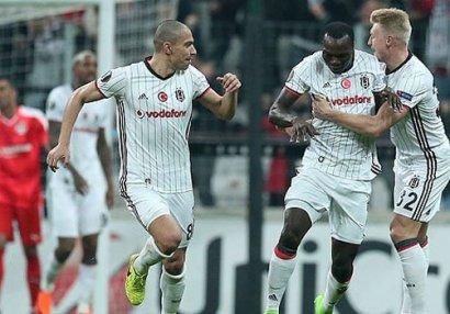 """""""Beşiktaş""""ı çempion edən qələbə - VİDEO"""