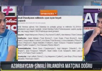 """""""AFFA Prosineçkiyə yaxşı """"kozır"""" verib"""" - VİDEO"""