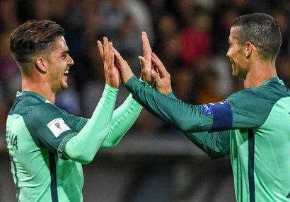 Ronaldo yerinə gələcək futbolçunu açıqladı