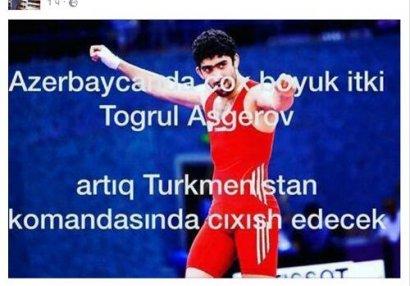 Toğrul Əsgərov Azərbaycandan imtina etdi - ŞOK İDDİA