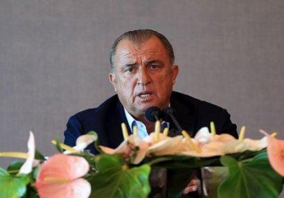 Fatih Terim istefa verdi - RƏSMİ