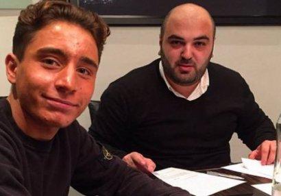 Gənc türk ulduz Milan klubunda!- AGENTİ TƏSDİQLƏDİ
