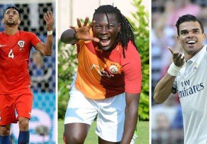 Bu yay Türkiyəyə gələn 20 ən məşhur futbolçu - SİYAHI