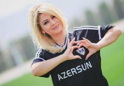 """""""Qarabağ""""a görə """"ərə gedəcəm"""" deyən aparıcı vədinə xilaf çıxdı"""