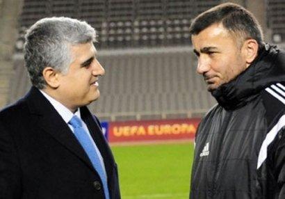 """Tahir Gözəl: """"Ürəyimiz istəyən baş məşqçini tapa bilməmişdik"""""""