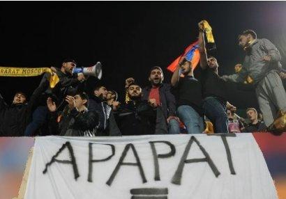 AFFA Rusiya Futbol İttifaqına etiraz məktubu göndərdi - FOTO