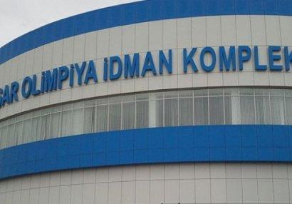 Olimpiya İdman Kompleksi kommersiya qurumuna çevrildi